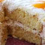 Mandarin Orange Cake – Weekend Potluck 257
