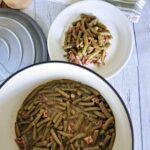 Copycat Texas Roadhouse Green Beans – Weekend Potluck 486