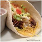 Awesome 3-Ingredient Crock Pot Shredded Beef Tacos