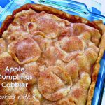 Apple Dumplings Cobbler – Weekend Potluck 291