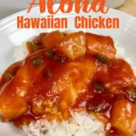 Aloha Hawaiian Chicken (Easy)