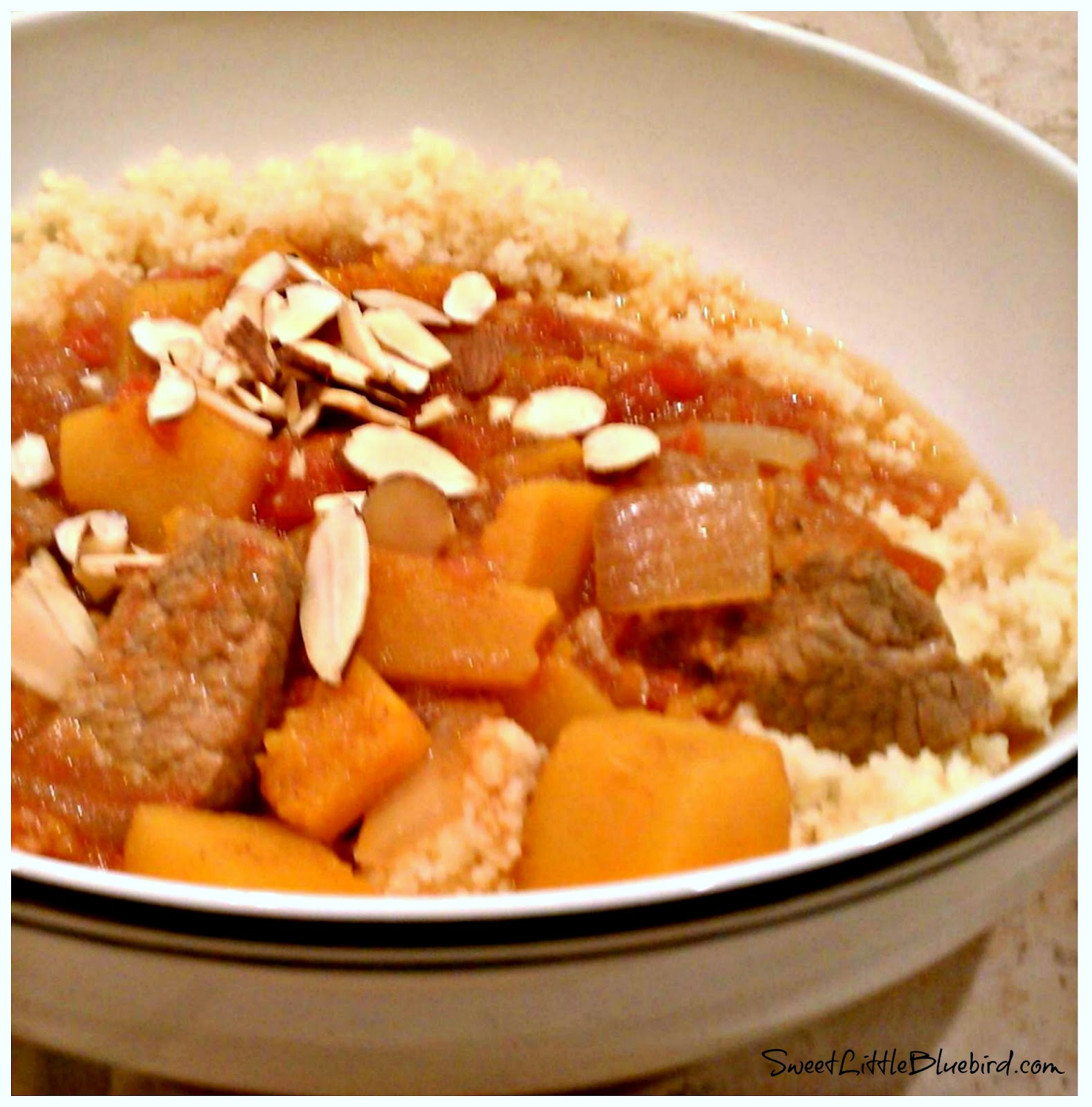 Tried And True Aromatic Beef Stew With Butternut Squash Sweet Little Bluebird