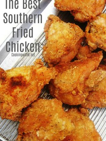 Best Southern Fried Chicken Recipe Weeknd Potluck Feature