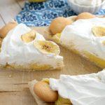 Banana Pudding Dessert PIzza – Weekend Potluck 181