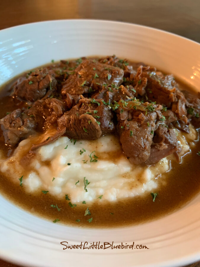 Best-Ever Beef Tips Made in the Slow Cooker