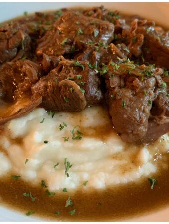 Best-Ever Slow Cooker Beef Tips
