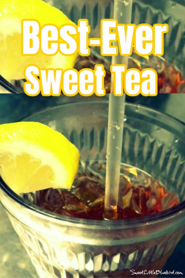 Best-Ever Sweet Tea (Copycat McDonald's Sweet Tea)