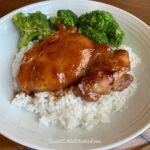 Easy Baked Teriyaki Chicken (Best Sauce Ever)