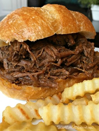 Best Ever Slow Cooker Barbecue Beef Sandwiches