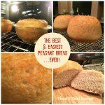 The Best & Easiest Peasant Bread Ever – Tried & True