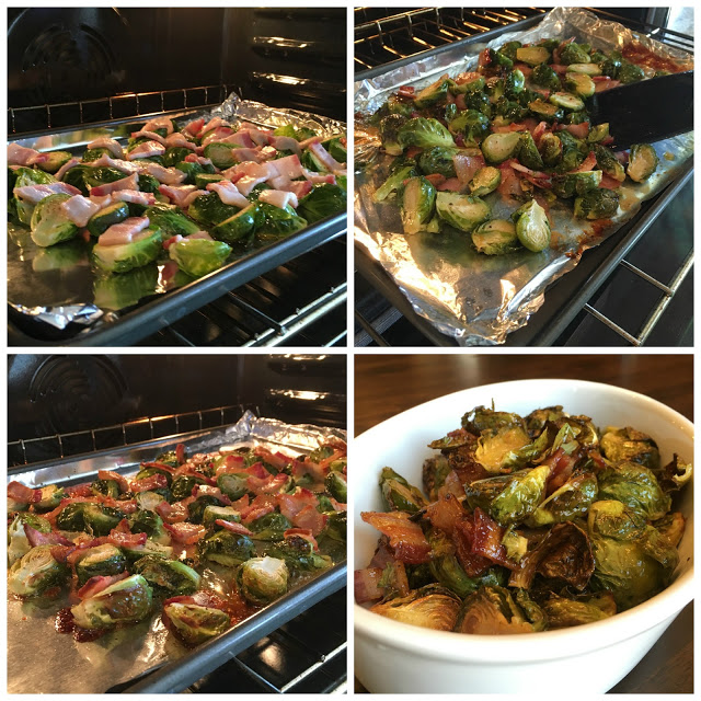 Best Ever Brussels Sprouts Maple Roasted Brussels