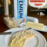 Buttered Saltine Crackers – Old School Snack
