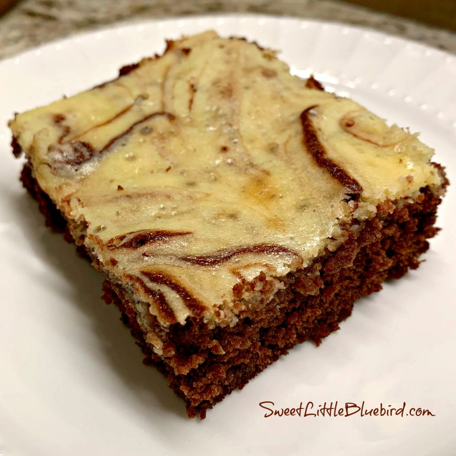 Easy Cheesecake Brownies