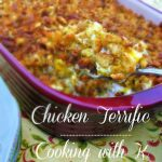 Chicken Terrific – Weekend Potluck 243