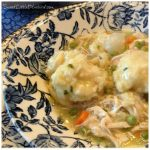 Chicken and Buttermilk-Chive Dumplings