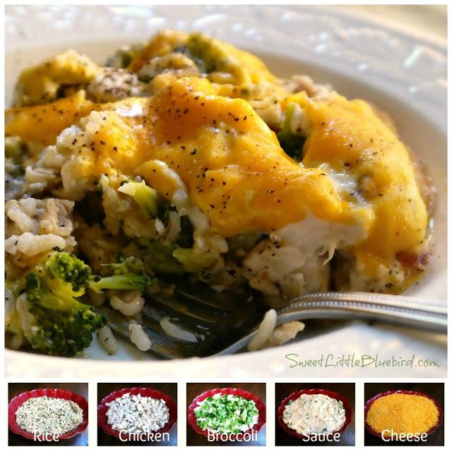 Chicken divan rice and broccoli casserole comfort food for Divan instagram