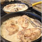 Chicken Breasts in Lemon Cream Sauce