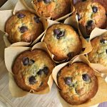 Banana Chocolate Chip  Muffins (Easy)