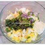 Cilantro Lemon-Lime Egg Salad