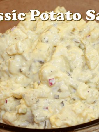 CLASSIC POTATO SALAD - Weekend Potluck 387