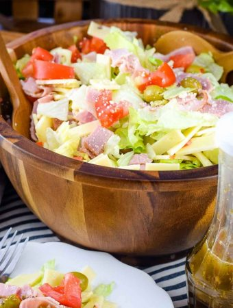 COLUMBIA RESTAURANT'S 1905 SALAD RECIPE - Weekend Potluck 365