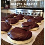 Baltimore's Famous Berger Cookies (Copycat Recipe)