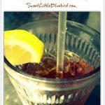 Copycat McDonald's Sweet Tea