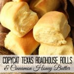 Copycat Texas Roadhouse Rolls – Weekend Potluck 216