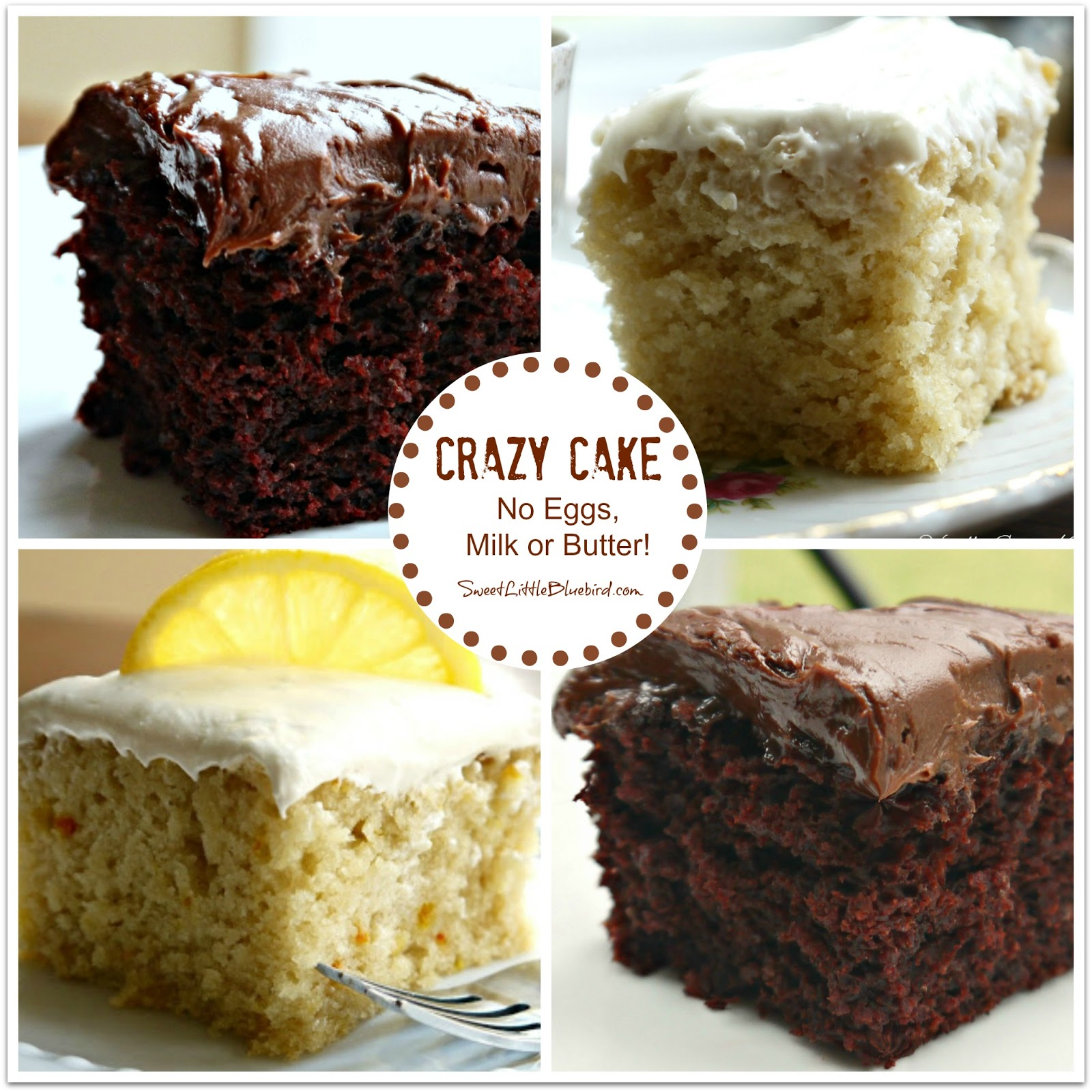Wheat And Gluten Free Cake Mixes