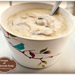 Tried & True Tuesday ~ Homemade Cream of Mushroom Soup