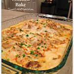 Creamy Chicken Bake