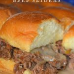 Crock Pot French Onion Beef Sliders & More – Weekend Potluck 289