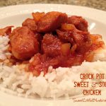Crock Pot Sweet and Sour Chicken – Four Ingredients