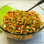 Asian Broccoli Slaw – Weekend Potluck 379