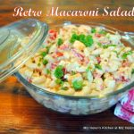 Retro Macaroni Salad – Weekend Potluck 385