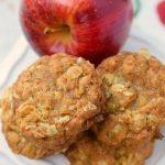 Chewy Oatmeal Apple Cookies – Weekend Potluck 392