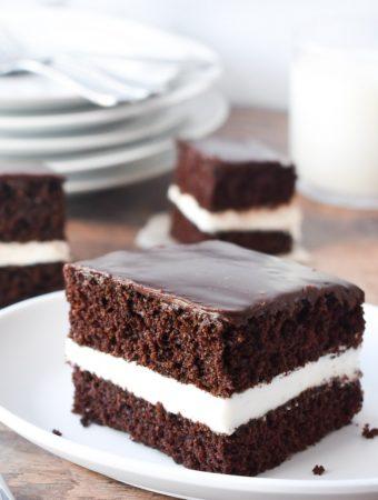DING DONG CAKE - Weekend Potluck 423