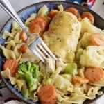 Creamy Chicken Skillet – Weekend Potluck 420