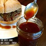 The Best Dang Barbecue Sauce Ever – Dead Guy Sauce