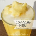 Dole Whip Float  –  Weekend Potluck 175