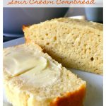 Easy Amish Sour Cream Cornbread