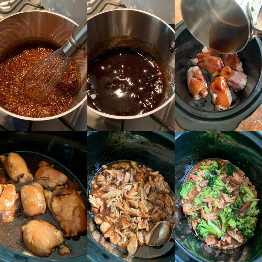 Easy Slow Cooker Teriyaki Chicken