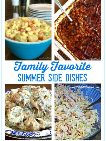 Family Favorite Summer Side Dishes
