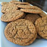 Old-Fashioned Molasses Sugar Cookies –  Aunt Linda's Treasured Recipe