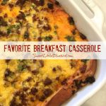 Favorite Breakfast Casserole