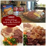 Favorite Pot Roast Recipe – Made In The Crock Pot