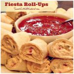 Fiesta Tortilla Roll-Ups – Only 4 Ingredients