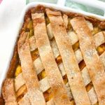 Fresh Peach Cobbler – Weekend Potluck 334