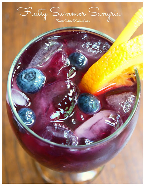 Fruity Sangria Recipe