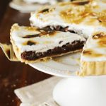 Fudgy S'mores Pie – Weekend Potluck 184